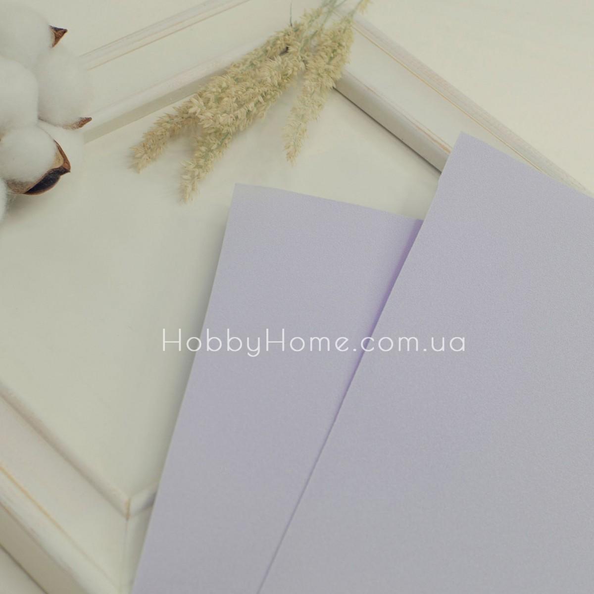Фоаміран іранський 60х70 Світло сірий