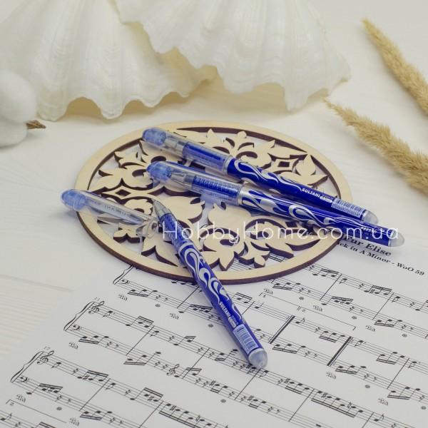 Ручка із зникаючими чорнилами , синя