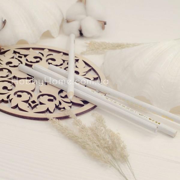 Магнітний олівець для захвату дрібного декору , білий