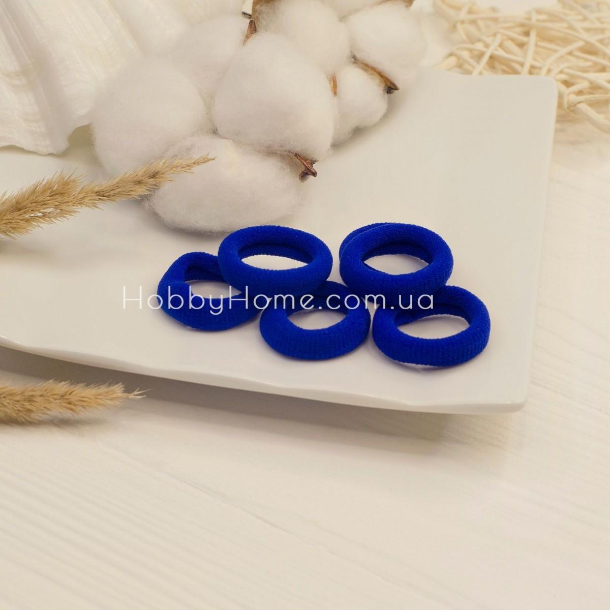 Резинка основа 2,7см синя