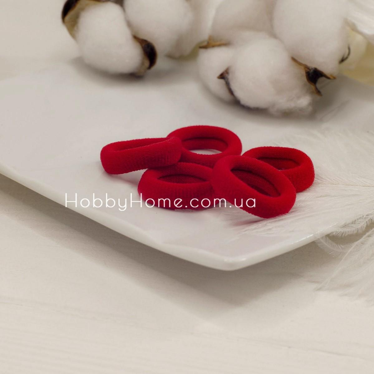 Резинка основа 2,7см червона