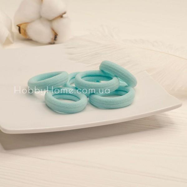 Резинка основа 4см блакитна