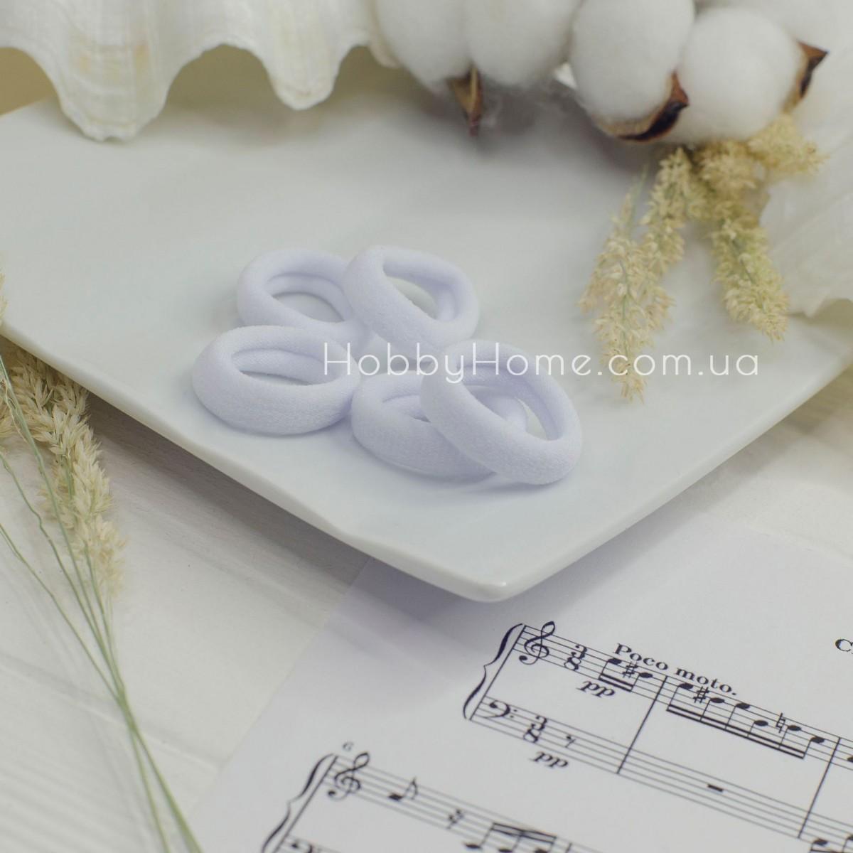 Резинка основа 2,7см біла