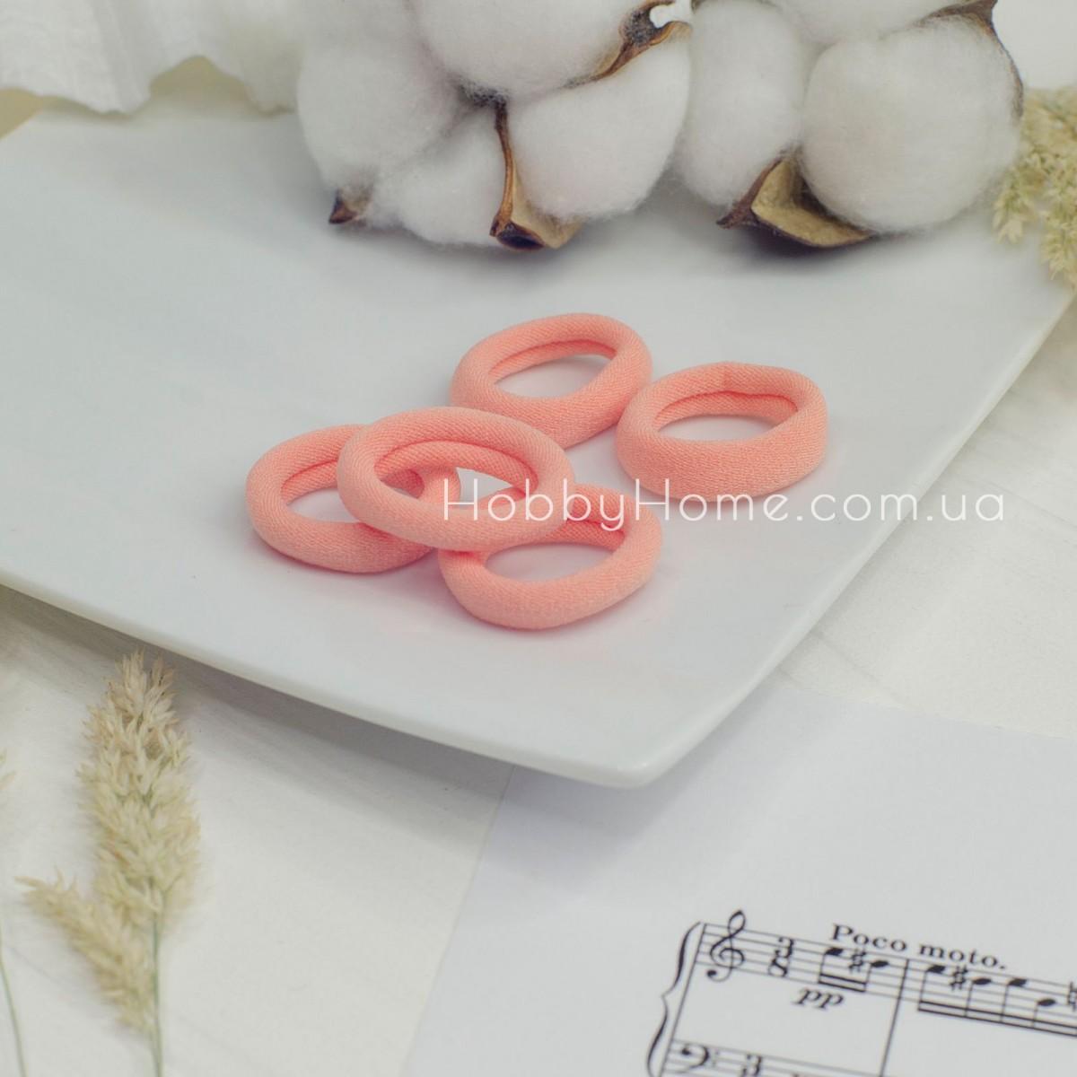 Резинка основа 2,7см персикова
