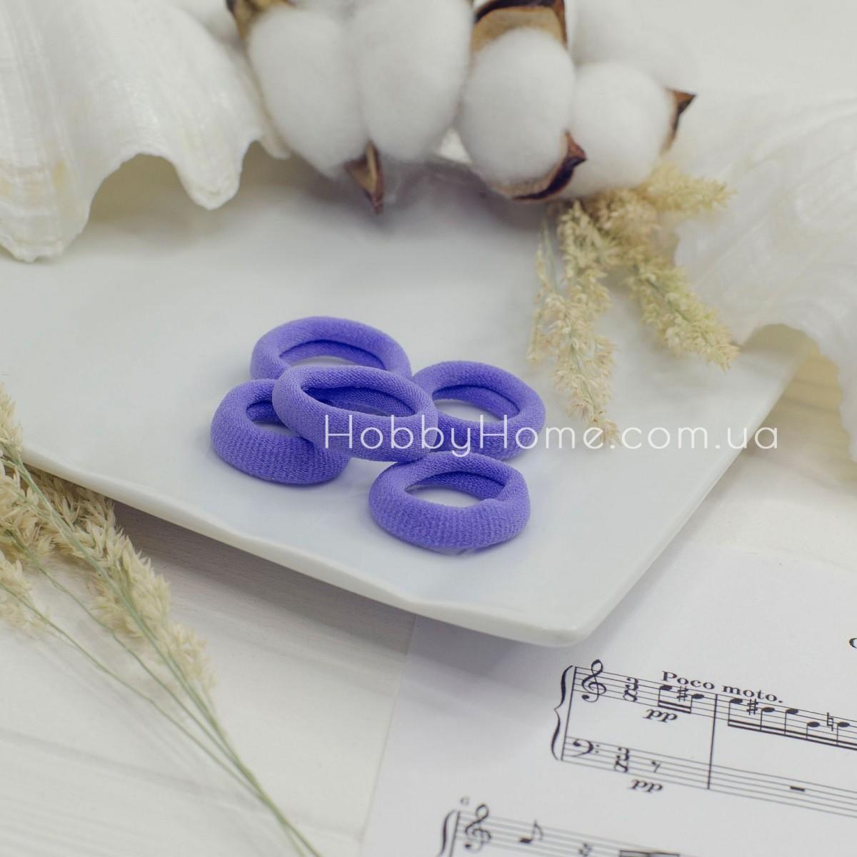 Резинка основа 2,7см фіолетова