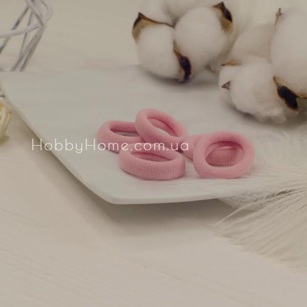 Резинка основа 2,7см пильно рожева
