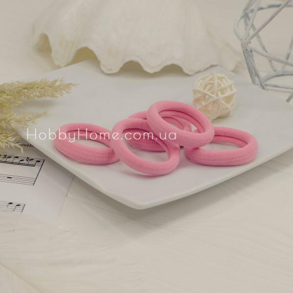 Резинка основа 4см блідо рожева