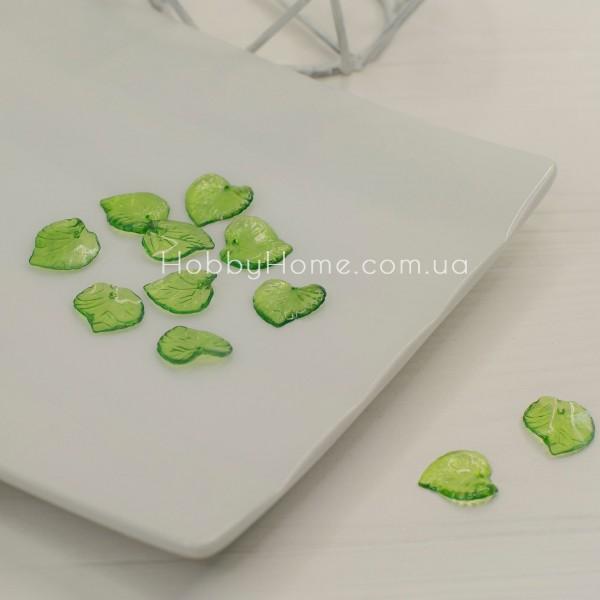 Лист акриловий глянець , зелений