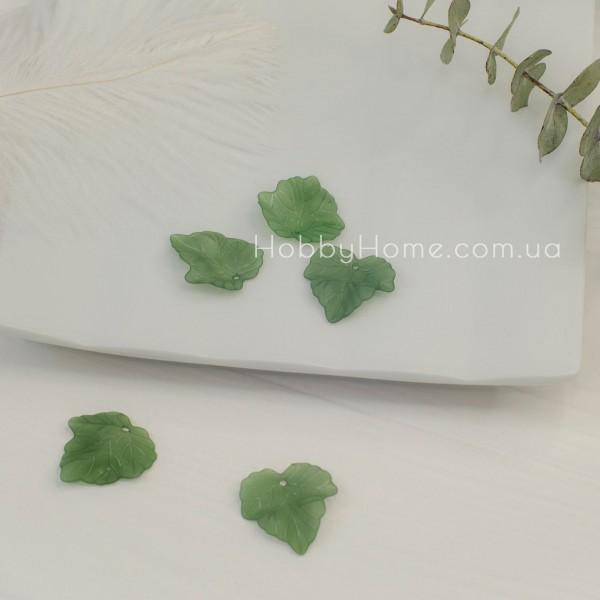 Лист акриловий матовий , зелений